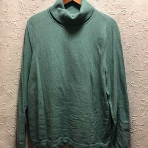 Talbots Turtleneck Sweater size XL
